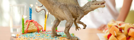 the paleontologist turns five