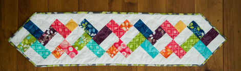 Simply Helix Table Runner