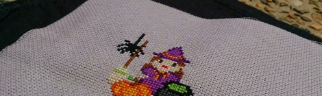 WIP Wednesday :: Naughts & Crossstitches